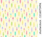 vector illustration  seamless... | Shutterstock .eps vector #1116073496