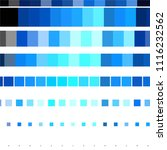 squared colorful vector... | Shutterstock .eps vector #1116232562