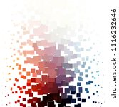 squared colorful vector... | Shutterstock .eps vector #1116232646