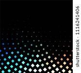 vintage halftone color texture... | Shutterstock .eps vector #1116241406