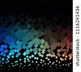 vintage halftone color texture... | Shutterstock .eps vector #1116241436