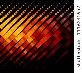 vintage halftone color texture... | Shutterstock .eps vector #1116241652