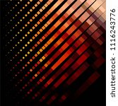 squared colorful vector... | Shutterstock .eps vector #1116243776