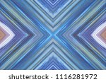 natural stone agate symmetric... | Shutterstock . vector #1116281972