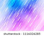 light pink  blue vector layout... | Shutterstock .eps vector #1116326285