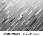 light silver  gray vector cover ... | Shutterstock .eps vector #1116344318