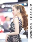 the 39th bangkok international... | Shutterstock . vector #1116416045