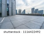 panoramic skyline and buildings ... | Shutterstock . vector #1116422492