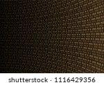 binary circuit board future... | Shutterstock .eps vector #1116429356