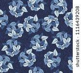 seamless pattern. heaps of... | Shutterstock .eps vector #1116439208