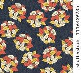 seamless pattern. heaps of... | Shutterstock .eps vector #1116439235