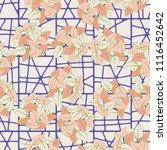 seamless pattern. heaps of... | Shutterstock .eps vector #1116452642
