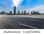 panoramic skyline and buildings ... | Shutterstock . vector #1116514562