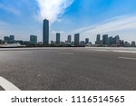 panoramic skyline and buildings ... | Shutterstock . vector #1116514565