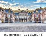 Versailles Palace  Paris...