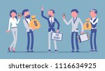 secret information sale.... | Shutterstock .eps vector #1116634925