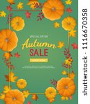 Autumn Sale Background....