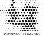 abstract halftone wave dotted...   Shutterstock .eps vector #1116697328