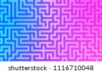 abstract background with... | Shutterstock .eps vector #1116710048