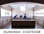 new york city  usa   october 29 ... | Shutterstock . vector #1116731168