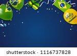7 september brazil happy... | Shutterstock .eps vector #1116737828