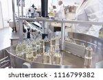 conveyor belt for the... | Shutterstock . vector #1116799382