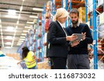 manager and supervisor in...   Shutterstock . vector #1116873032