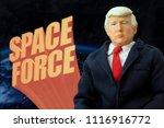 june 19 2018  caricature of... | Shutterstock . vector #1116916772