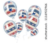 american independence day... | Shutterstock .eps vector #1116932966
