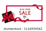 black friday sale discount... | Shutterstock .eps vector #1116934562