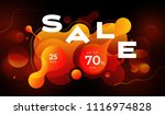 colorful geometric background... | Shutterstock .eps vector #1116974828