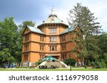 the historic antonin castle... | Shutterstock . vector #1116979058