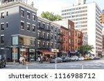 new york  new york   usa   06... | Shutterstock . vector #1116988712