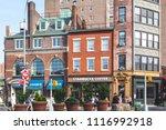 new york  new york   usa   06... | Shutterstock . vector #1116992918