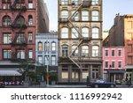 new york  new york   usa   06...   Shutterstock . vector #1116992942