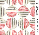 seamless geometric background...   Shutterstock .eps vector #1117049312