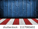 usa background perspective view | Shutterstock . vector #1117083602