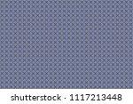 abstract dynamic retro tiles... | Shutterstock . vector #1117213448