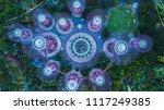 singapore city  singapore   sep ... | Shutterstock . vector #1117249385