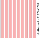 stripe seamless pattern with... | Shutterstock .eps vector #1117265798