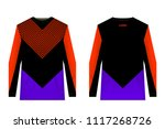 templates jersey for mountain... | Shutterstock .eps vector #1117268726
