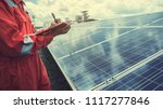 operation and maintenance in... | Shutterstock . vector #1117277846