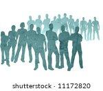 textures style of people... | Shutterstock . vector #11172820