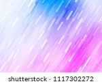 light pink  blue vector layout... | Shutterstock .eps vector #1117302272