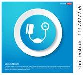 contour medical mechanical... | Shutterstock .eps vector #1117327256