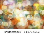 blurred abstract pattern  ... | Shutterstock . vector #111734612