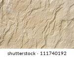 texture of stone | Shutterstock . vector #111740192