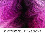 dark pink vector pattern with... | Shutterstock .eps vector #1117576925
