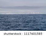 spitsbergen   svalbard and jan... | Shutterstock . vector #1117601585