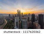 kuala lumpur  malaysia  ... | Shutterstock . vector #1117620362